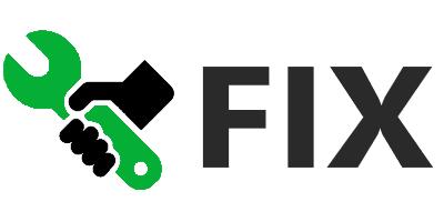 Fix button.