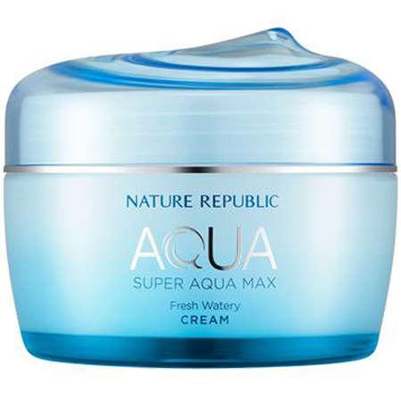 A photo of nature republic Aqua super aqua max cream