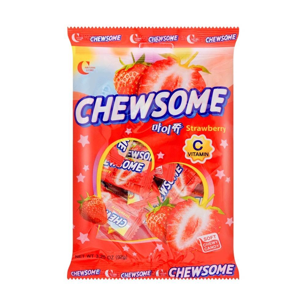 Korean candy snacks
