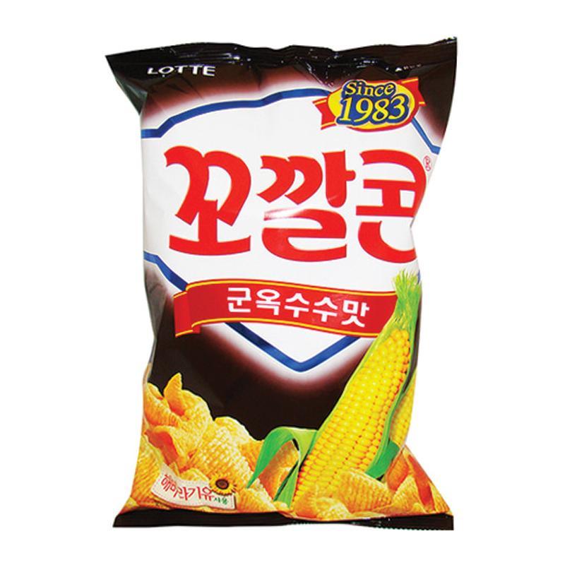 lotte korean chips