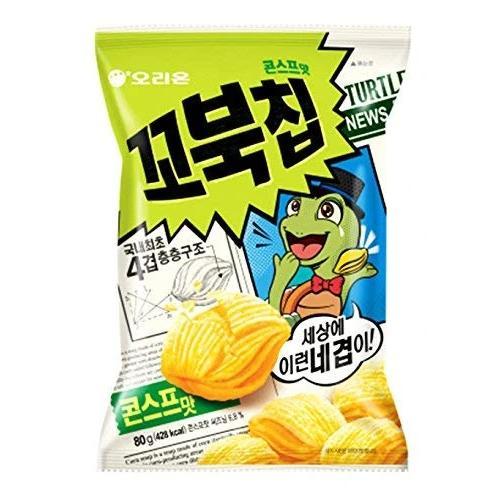 Orion turtle Korean  chips